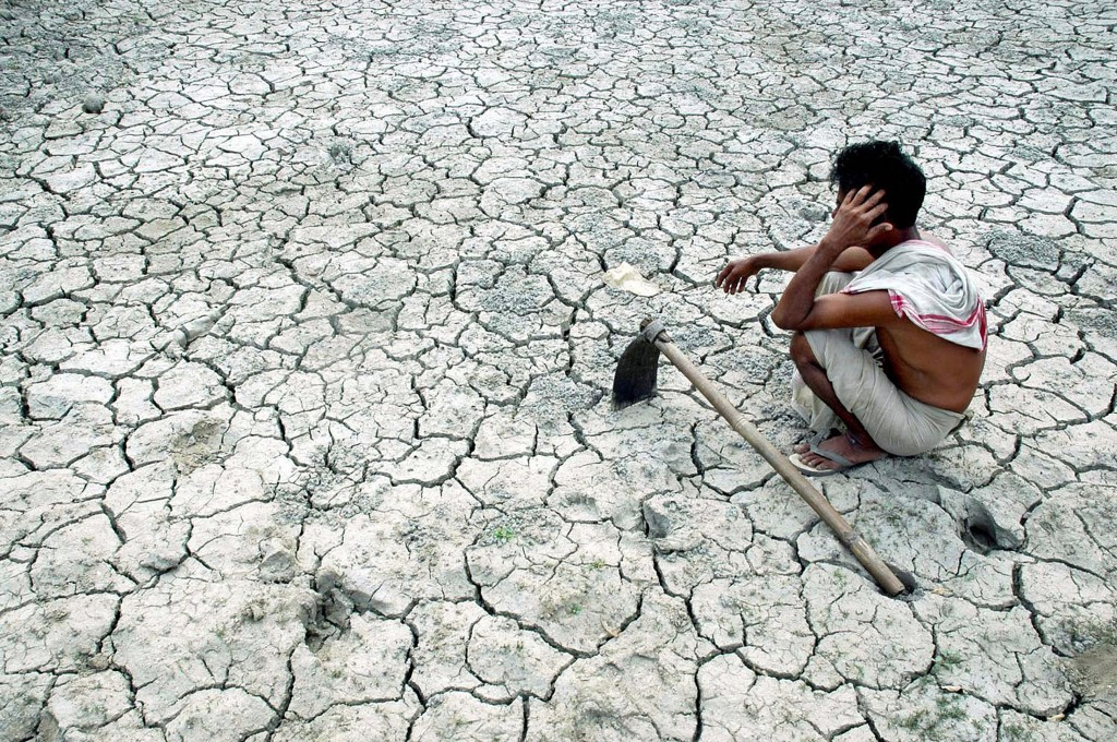 Thousands of Indian farmers are committing suicide ever year