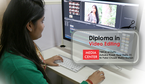 Diploma in Video Editing