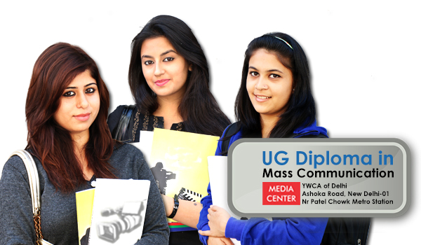 UG Diploma in Mass Communication