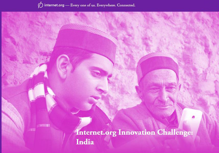 Participate in Internet.org Innovation Challenge in India